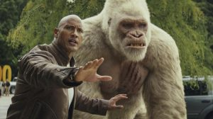 Rampage is ROTTEN! Box Office Update | RAMPAGE