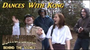 4. DANCES WITH KONG – King Kong (2016) Fan Film BEHIND THE SCENES