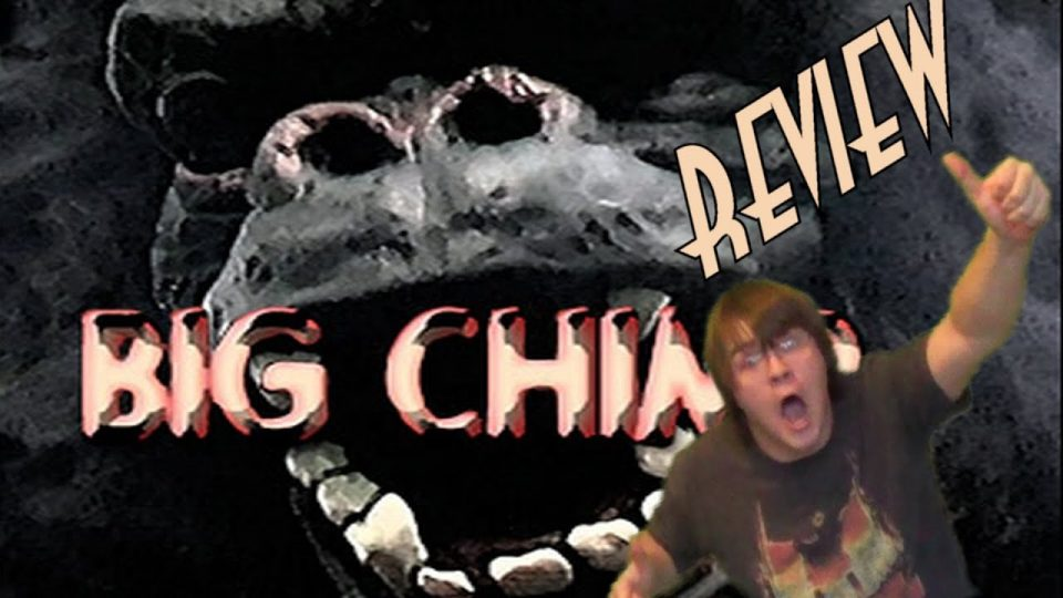 51. Big Chimp (2007) KING KONG REVIEWS