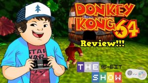 Donkey Kong 64 (N64) REVIEW – The16BitShow {#85YearsOfKong}