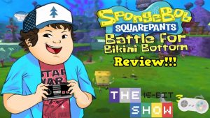 SpongeBob Squarepants: Battle For Bikini Bottom (PS2) REVIEW – The16BitShow