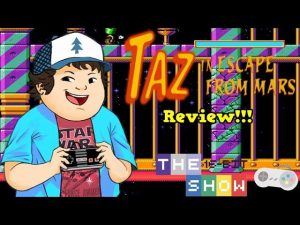 TAZ In Escape From Mars (Genesis) REVIEW – The16BitShow