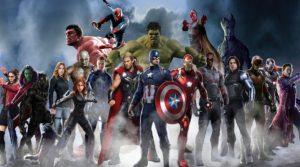 Top 15 Favorite Marvel Superheroes -NICK JACKSON