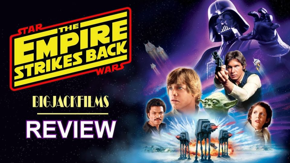 The Empire Strikes Back (1980) REVIEW - THE STAR WARS SAGA