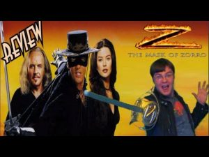 The Mask Of Zorro (1998) 20th Anniversary – BIGJACKFILMS REVIEWS