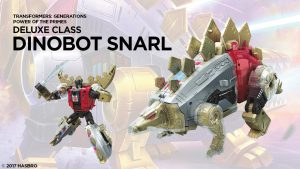 March of the Dinobots : Snarl – JIM SUPREME