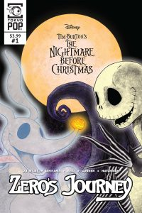 Geeking Out Weekly Quickie #340 The Nightmare Before Christmas: Zeros Journey #1