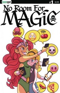 Geeking Out Weekly Quickies #336 No Room For Magic #1