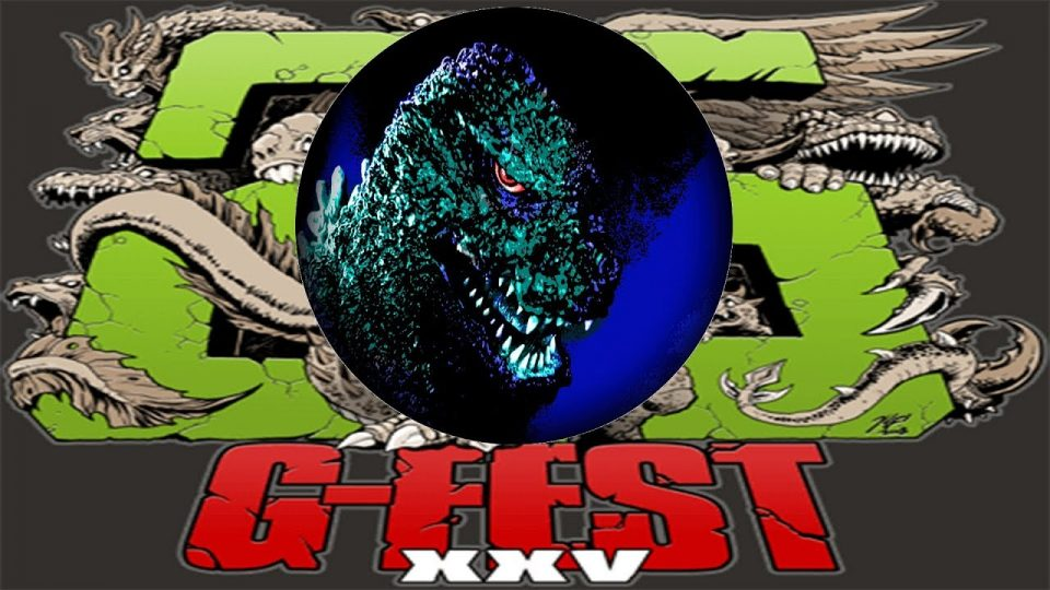 I'm Going to G-Fest 25 2018!
