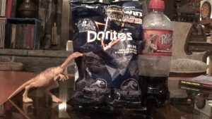 "Jurassic World: Fallen Kingdom ""Blue"" Doritos – FOOD CORNER"