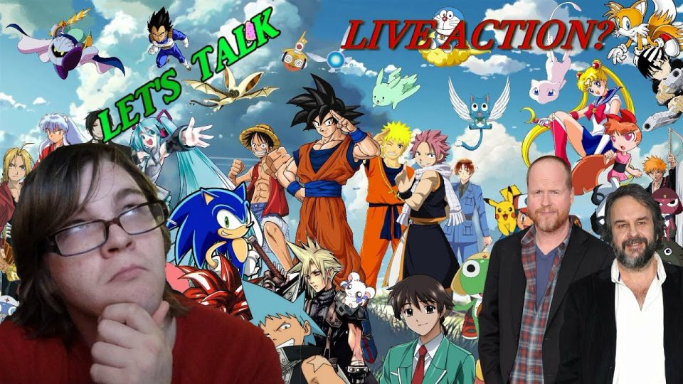 Let's Talk About DIRECTING LIVE ACTION ANIME!