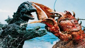 Godzilla Vs The Sea Monster (1966) Re-Review – NICK JACKSON
