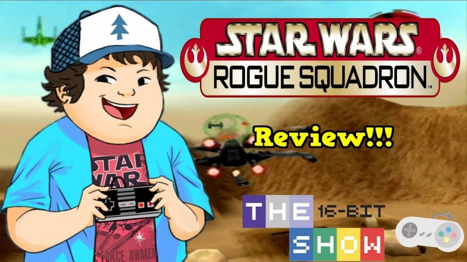 Star Wars: Rogue Squadron (N64) REVIEW - The16BitShow