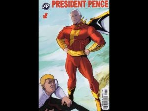 Geeking Out Weekly Quickie #343 President Pence #1