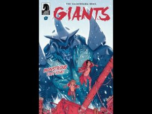 Geeking Out Weekly Quickie #350 Giants #1
