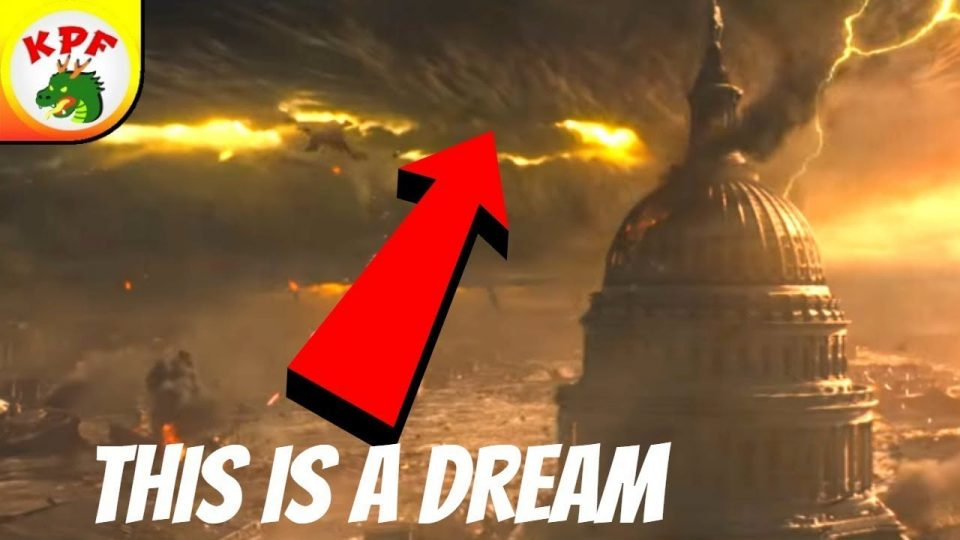 Godzilla 2 - DC Scene is A Dream (Proof) | Godzilla: King of the Monsters