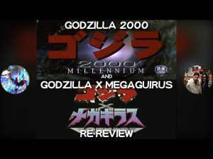 Godzilla 2000 / Godzilla VS Megaguirus Re-Review – NICK JACKSON
