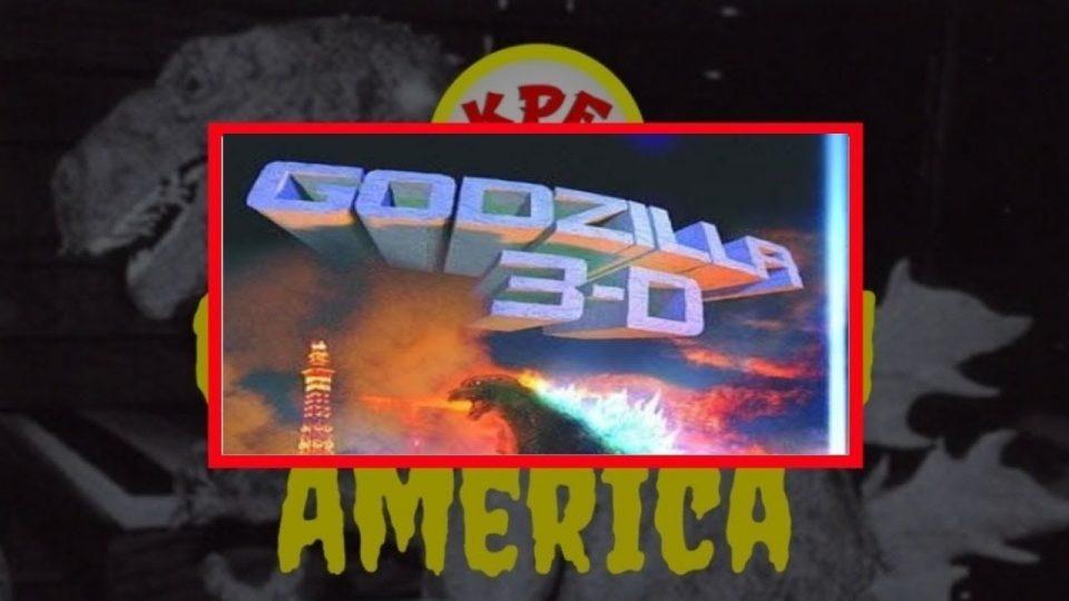 Godzilla 3D to the MAX (2007) | Godzilla In America | Ep. 3