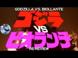 Godzilla Vs Biollante (1989) Re-Review – NICK JACKSON