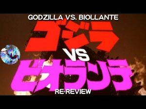 Godzilla Vs Biollante (1989) Re-Review – NICK JACKSON