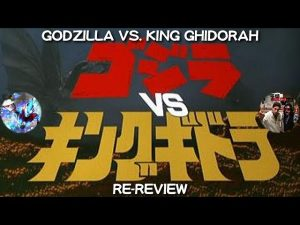 Godzilla VS King Ghidorah (1991) Re-Review – NICK JACKSON