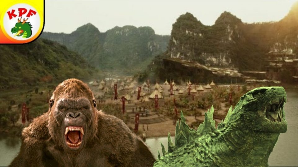 Godzilla vs Kong to Film on SKULL ISLAND! | Godzilla vs Kong