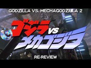 Godzilla VS Mechagodzilla 2 (1993) Re-Review – NICK JACKSON
