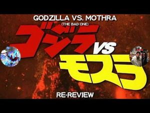 Godzilla VS Mothra: The Battle For Earth (1992) Re-Review – NICK JACKSON