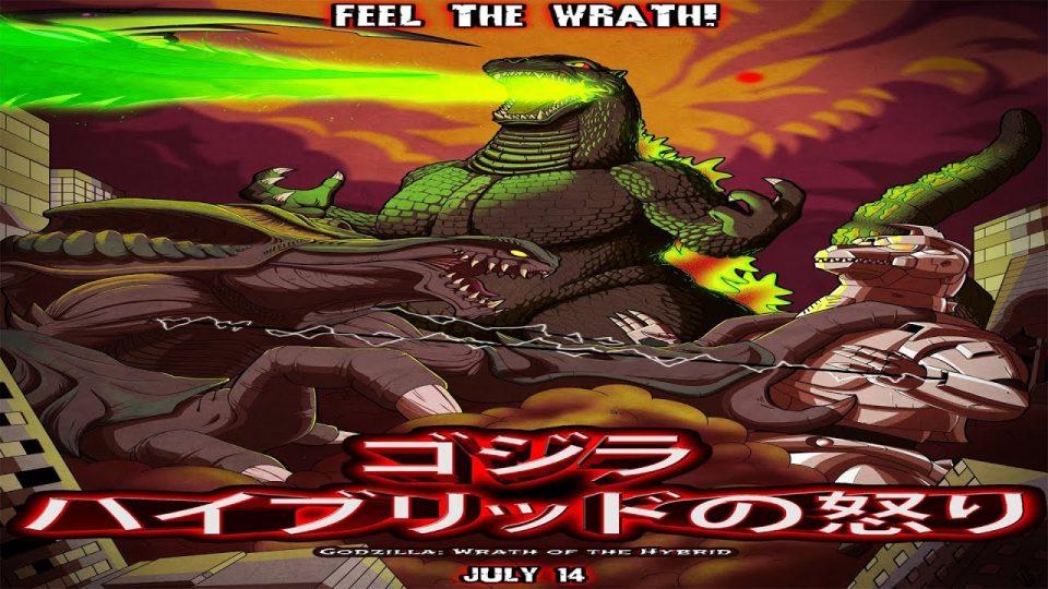 Godzilla: Wrath of the Hybrid |FULL FILM|
