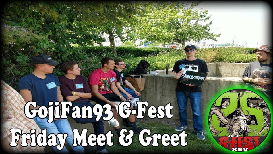GojiFan93 G-Fest XXV Friday Meet and Greet