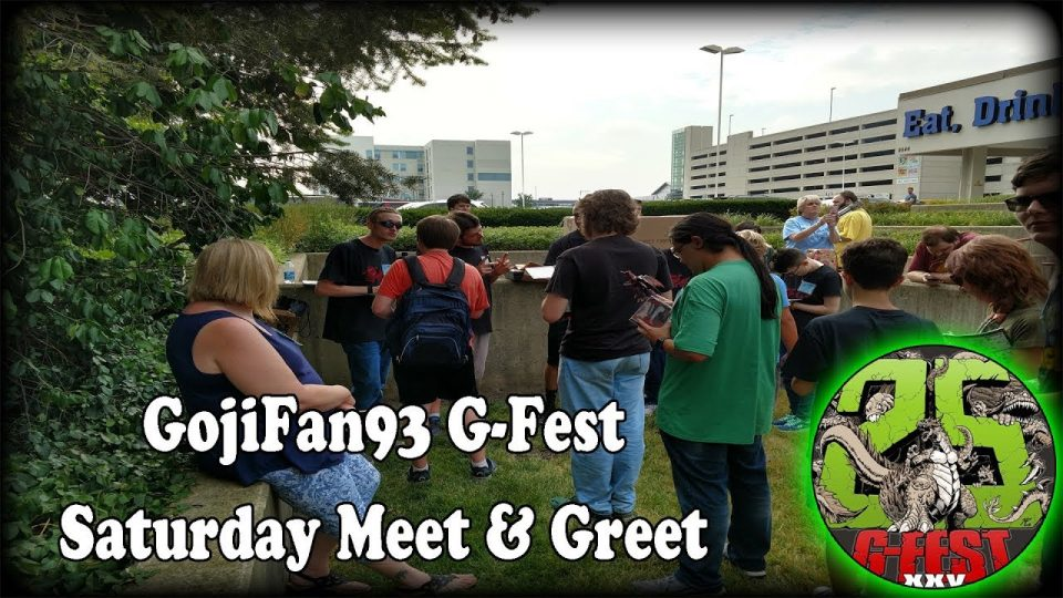 GojiFan93 G-Fest XXV Saturday Meet and Greet