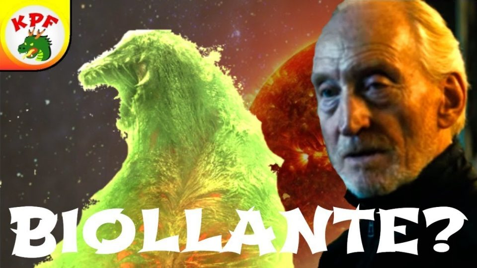Is Charles Dance Making BIOLLANTE? | Godzilla: King of the Monsters