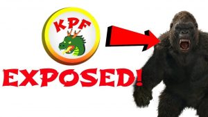 KPF Exposed as a KONG FANBOY!