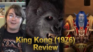 Media Hunter & BigJackFilms – King Kong (1976) Extended TV Cut Review