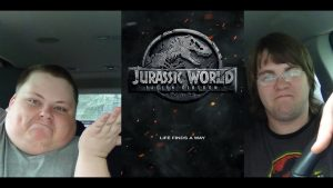 Opening Night – Jurassic World Fallen Kingdom (SPOILER) REVIEW