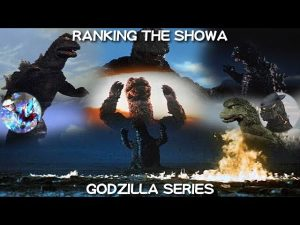 Ranking The Showa Godzilla Series – NICK JACKSON