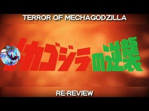 Terror Of Mechagodzilla (1975) Re-Review – NICK JACKSON