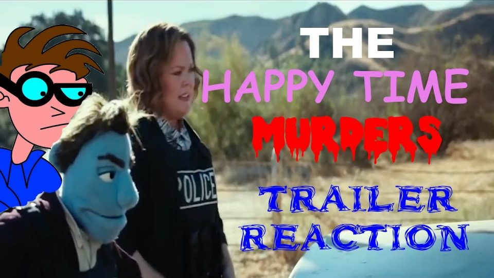 The Happy Time Murders - Trailer Reaction