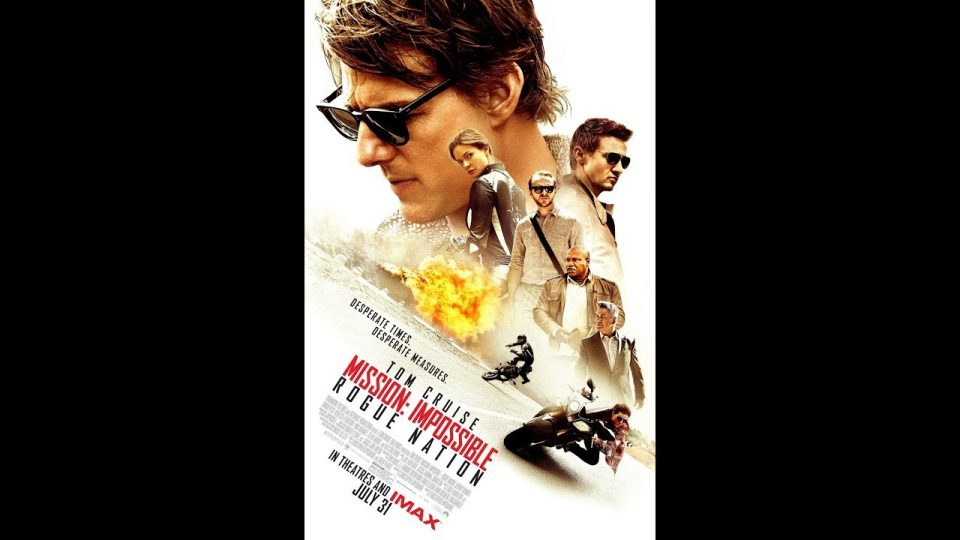 After the Movie: Mission Impossible: Rogue Nation Review