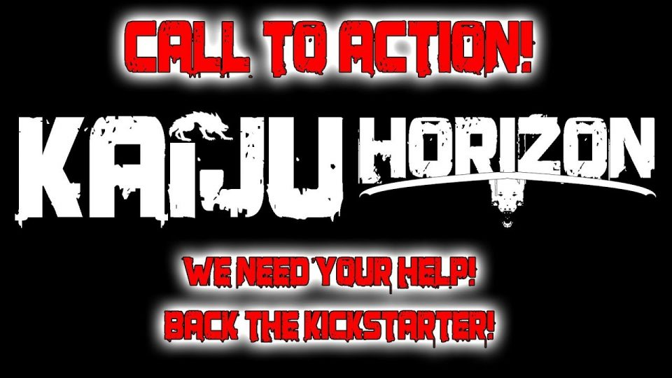 CALL TO ACTION! Kaiju Horizon Needs YOU!