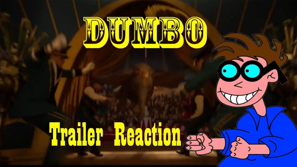 Dumbo (Live-Action Version) - Trailer Reaction