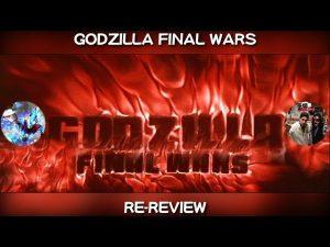 Godzilla: Final Wars (2004) Re-Review – NICK JACKSON