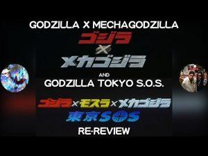 Godzilla X Mechagodzilla / Godzilla: Tokyo SOS Re-Review – NICK JACKSON