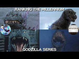 Ranking The Millennium Godzilla Series – NICK JACKSON