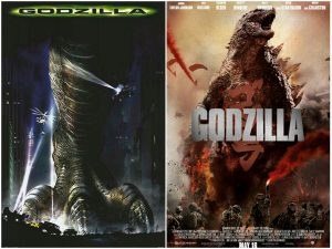 The History Of Godzilla : The American Godzilla Films (1998/2014) – JIM SUPREME