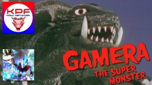Gamera Super Monster (1980) Review (Ft. KPF) NICK JACKSON