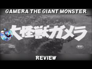 Gamera The Giant Monster (1965) Review – NICK JACKSON