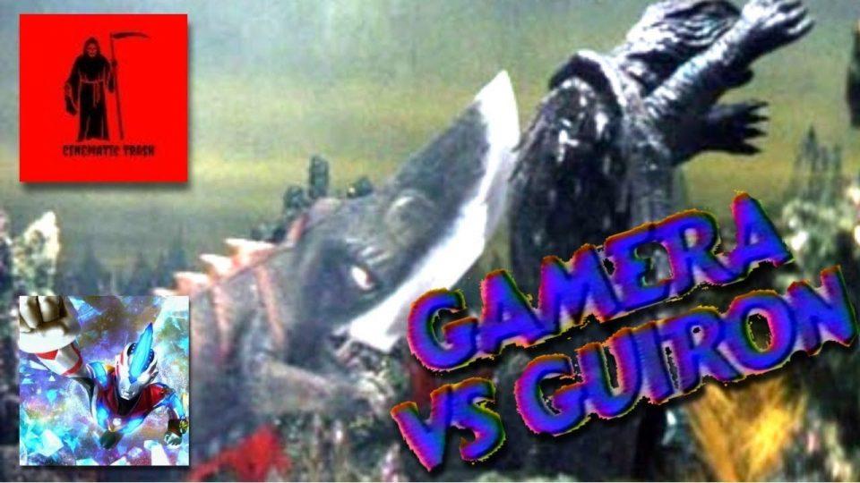 Gamera vs Guiron 1969 Review W/ Cinematic Trash