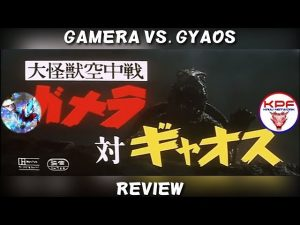 Gamera VS Gyaos (1967) Review – NICK JACKSON