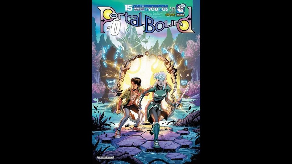 Geeking Out Quickie #357 Portal Bound # 0